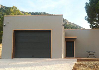 Casa pasiva composite